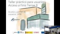 Acceso Finisterrae II