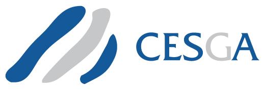Imagen gráfica del CESGA