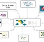 Interconexión de redes regionales mediante RedIris.