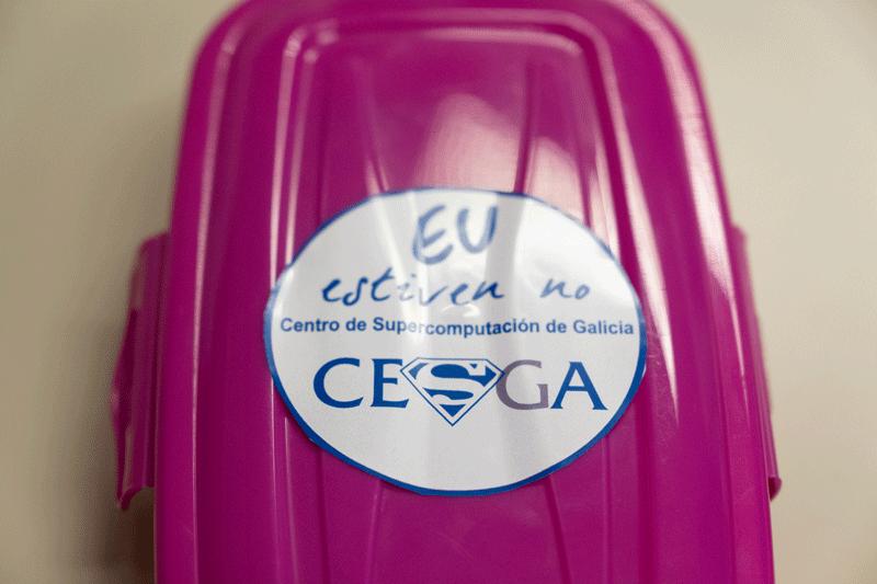 Visitar el Cesga