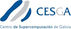 Cesga – Centro de Supercomputación de Galicia Logo