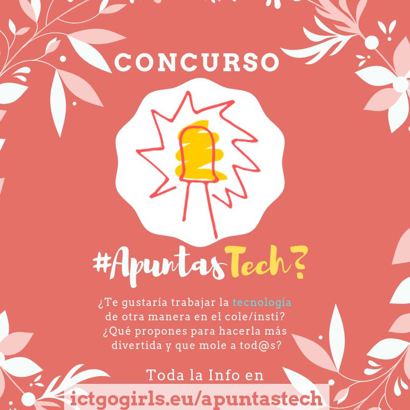 Concurso #ApuntasTech?