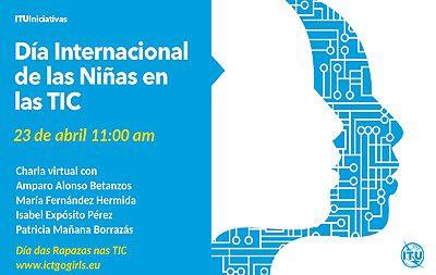Día Internacional de las Niñas en las TIC
