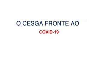 O CESGA FRONTE AO COVID-19