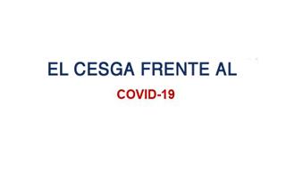EL CESGA FRENTE AL COVID-19