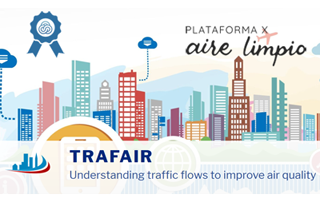 Trafair contributes to the CLEAN AIR AWARD