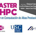 O Máster HPC Abre o período de Matrícula