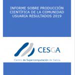Produciión Cientifica 2019