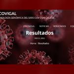 EPICOVIGAL: Monitorización genómica del SARS- CoV-2