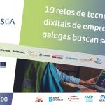 19 retos de tecnoloxías dixitais de empresas galegas buscan solución