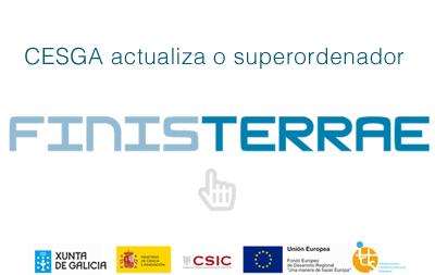 CESGA actualiza o superordenador FinisTerrae