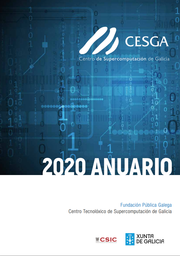 Anuario 2020 CESGA